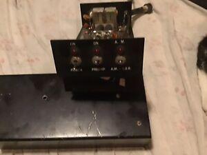 cb radio linear amplifier