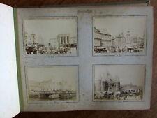 Holland Netherlands c.1860-80 Tourist photo souvenir book 40 albumens scarce