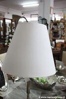 PARALUME VINTAGE PER LAMPADA O ABAT JOUR DI COLORE BIANCO H cm 24