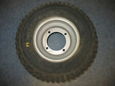 FRONT RIGHT WHEEL TIRE RIM HUB 2002 CAN-AM DS50 BOMBARDIER DS 50 02