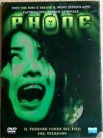 PHONE (2002) un film di Ahn Byeong-ki DVD EX NOLEGGIO EAGLE - SLIM CASE