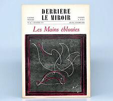 Derriere le Miroir No. 22 - Les Mains Eblouies - First Edition - 1949