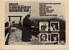 Wishbone Ash Argus LP advert Time Out cutting 1972