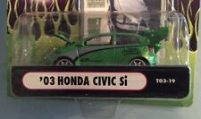 Muscle Machines Muscle Tuners '03 Honda Civic Si (T03-19)