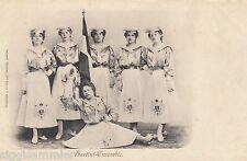 Hartini-Ensemble AK um 1900 Zirkus Varieté 1607154