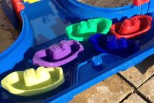 5x Toy Boats - compatible with Aquaplay Water Play Table