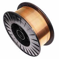 MIG Welding Wire Mild Steel Spool 0.7, 5, 15kg CO2 Gas 0.6/0.8/1.0/1.2mm ER70S-6