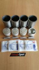 Super 5 GT Turbo - Kit 4 chemises fonte GS - 4 pistons en76 mm-segments et axes
