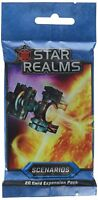 Scenarios Star Realms 20 Card Booster Set White Wizard Games WWG 020 Game