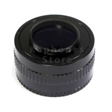 36-90mm M52 to M42 Adjustable Focusing Helicoid Adapter Macro Extension Tube