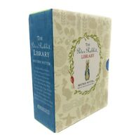 Beatrix Potter Peter Rabbit Library Coloured 10 Books Collection Box Set - GIFT