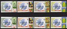 Aserbaidschan 683/88 A und B ** Überdruck Freimarken  (631)