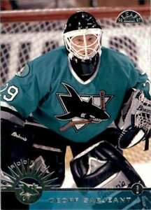 1996-97 Leaf Geoff Sarjeant #228 130766