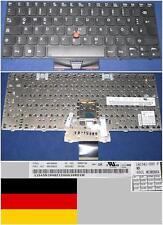 Teclado Qwertz Alemán LENOVO ThinkPad X100E X100 MK84 45N2948 45N2983 Negro