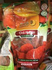 (1) Nutty & Fruity Chili Mango Gourmet Dried Fruit Non-GMO, Gluten Free 30 Oz