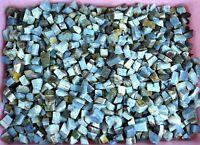 250 ct australischer blauer Opal Edelstein grobe Menge natürliche unbehandelt