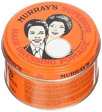 Murrays Superior Hair Dressing Pomade 2 X 85g Duo