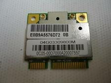 Asus R704A 802.11b/g/n Half Size Mini Card RTL8188CE AW-NE139H