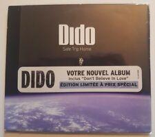 CD Album de DIDO - SAFE TRIP HOME Edition Limitée