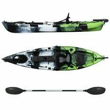 Elkton Auklet 100 10ft Fishing Kayak - Green