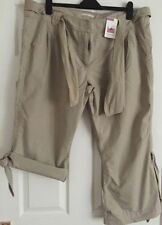 Marks and Spencer Cargo Plus Size Shorts for Women