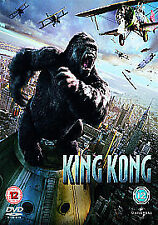 King Kong  DVD new and sealed post free
