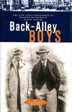 Back-Alley Boys: Charles Hathaway and Frank Waters SIGNED Limited Edition +Bonus