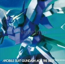 Mobile Suit Gundam Age The Best CD Music Soundtrack OST MIYA Records