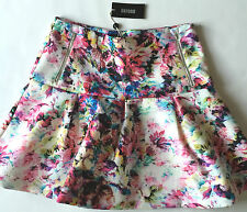 Oxford Alison Floral Printed Skater Skirt - Size 12  RRP169 - Brand New With Tag