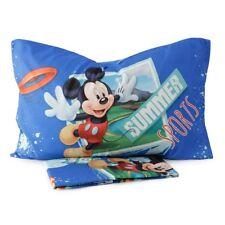 Parure letto Topolino Disney lenzuolo + federa in microfibra Singolo R161