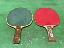 Vintage Butterfly No 7207 Wakaba-99 & Harvard Official table tennis Paddle Blade
