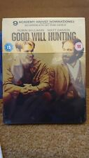 Good Will Hunting Zavvi Blu-ray Steelbook Limited Edition OOP New & Sealed