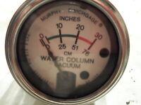 Sullair GA, RESTR AIR FLTR 30WC 2 WHT - Part No. 02250051-144, Genuine OEM