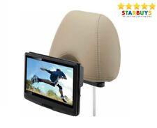 """10"""" Car Headrest DVD Player In Car Portable DVD Player 10 inch Mounting Kit AV"""