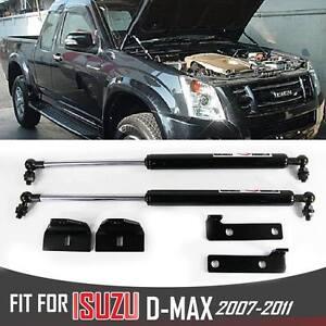 Front Bonnet Hood Shock Up Lift Strut Fit For Isuzu Holden D-Max Dmax 2007-2011