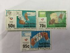 1994 South Africa Nice Stamps . SC 892-894