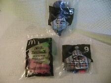 SPY KIDS toy LOT (3) McDonalds 2001 / 2002 GLASSES PEN SIGNAL DEVICE vtg NEW NIB