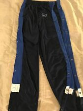 nike basketball warm up pants•large•Full side buttons