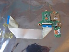 HP ChromeBook 14-Q050CA 14-Q020NR 14-Q Series USB/Card Reader Board DA0Y01TB4C0
