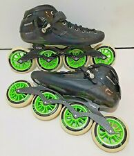 Powerslide  XX carbon speed skates size 15 NEW