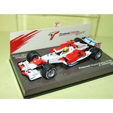 TOYOTA RACING TF106 2006 R. SCHUMACHER MINICHAMPS 1:43 10ème