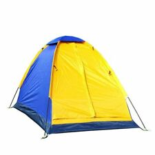 Outdoor Single Tent Camping Tourism Backpacking  Ultralight Beach One Person Eco