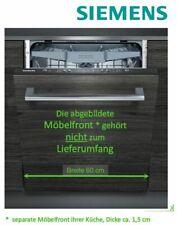 Spülmaschine 60cm Siemens Einbau Geschirrspüler Vollintegriert Besteckschublade