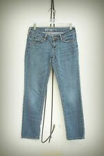 BULLHEAD VENICE SKINNY Size 1 Short Flower Studs Boho Denim Jeans