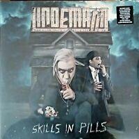 Lindemann ( Rammstein ) - Skills in Pills + Bonustrack Limited 2 Vinyl LP NEU