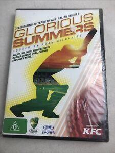 Glorious Summer DVD Celebrating 30 years of Australian Cricket Free Postage