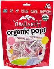 Yume Earth Organic Lollipops 12.3 oz