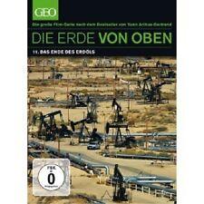 DIE ERDE VON OBEN GEO EDITION 11.DAS ENDE DES ERDÖLS-DVD NEUWARE ARTHUS-BERTRAND