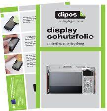 6x Fujifilm x-a5 Pellicola Protettiva Opaca Pellicola Di Protezione Schermo Pellicola Protezione Display dipos