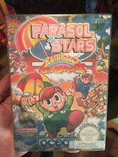Blister Rigide Fermé Nes Parasol Stars Bubble Bobble Nintendo Sealed New